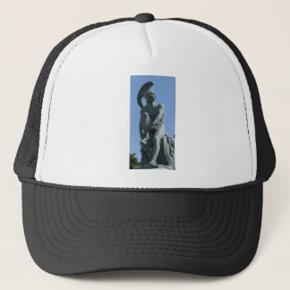 クラシカルなギリシャの古代ギリシャ人の兵士 キャップ