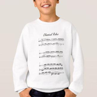 クラシカルな規則 スウェットシャツ