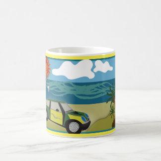 クラシックで白いマグの小型休暇 コーヒーマグカップ