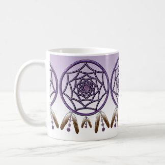 クラシックで白いマグDREAMCATCHER コーヒーマグカップ