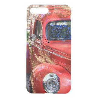 クラシックで赤い車 iPhone 8 PLUS/7 PLUS ケース