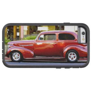 クラシックで赤い車 TOUGH XTREME iPhone 6 ケース