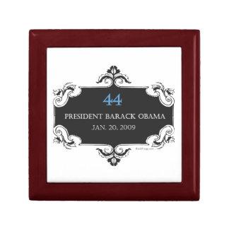 クラシックなオバマ44の記念するタイルのギフト用の箱 ギフトボックス