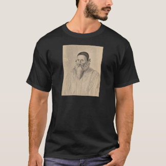 クラシックなジョンDeeの暗闇のTシャツ Tシャツ