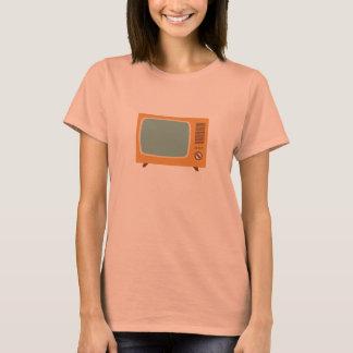 クラシックなテレビのヴィンテージTV Tシャツ