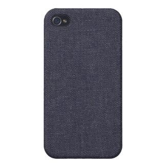 クラシックなデニムのプリントのSpeckの場合のiPhone 4 iPhone 4/4S Case