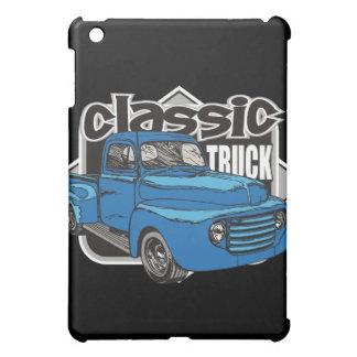 クラシックなトラックのヴィンテージの積み込み iPad MINI カバー