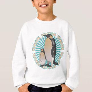クラシックなペンギン スウェットシャツ