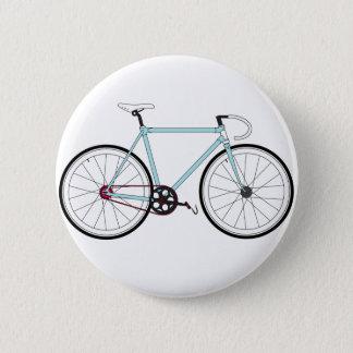 クラシックなレトロの自転車 缶バッジ