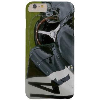 クラシックなレースカーの頭が切れるな電話箱 BARELY THERE iPhone 6 PLUS ケース