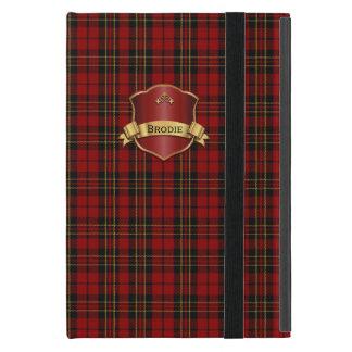クラシックな一族のBrodieのタータンチェック格子縞のiPad Miniケース iPad Mini ケース