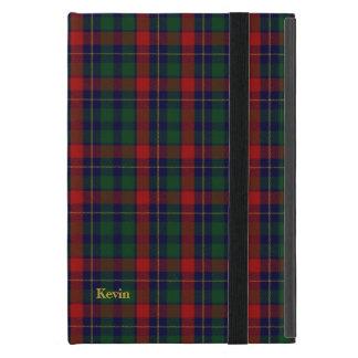 クラシックな一族のKilgourのタータンチェック格子縞のiPad Miniケース iPad Mini ケース