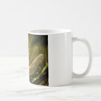 クラシックな優雅の妖精 コーヒーマグカップ