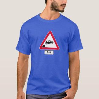 クラシックな小型ジャンプのTシャツ Tシャツ