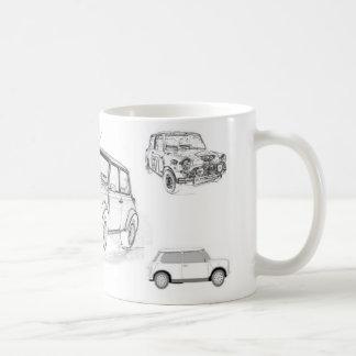 クラシックな小型マグ コーヒーマグカップ