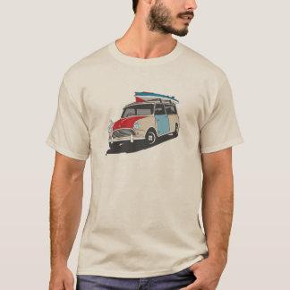 クラシックな小型旅行者のTシャツ Tシャツ