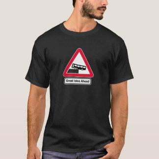 クラシックな小型映画Tシャツ Tシャツ