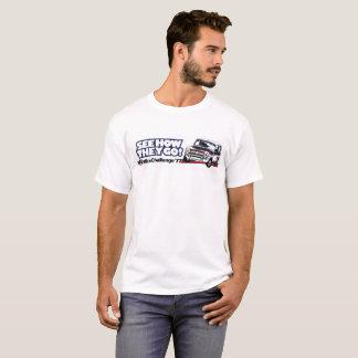 クラシックな小型1275GT挑戦Tシャツ Tシャツ