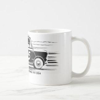 クラシックな小型55 Tシャツ コーヒーマグカップ