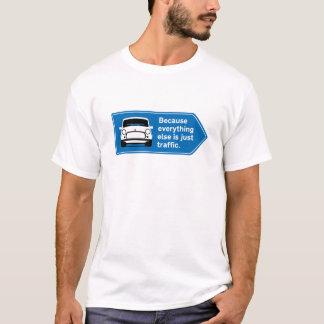 クラシックな小型Tシャツ Tシャツ