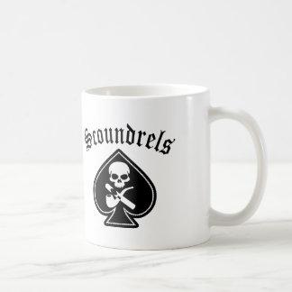 クラシックな悪党のコーヒー・マグ コーヒーマグカップ