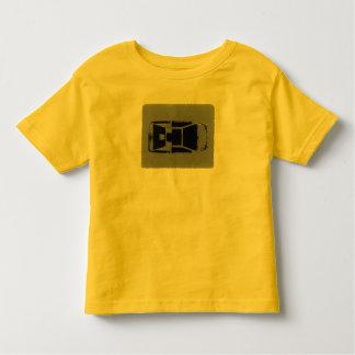 クラシックな概念車 トドラーTシャツ