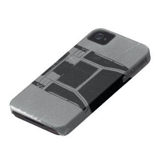 クラシックな概念車 Case-Mate iPhone 4 ケース