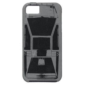 クラシックな概念車 iPhone SE/5/5s ケース