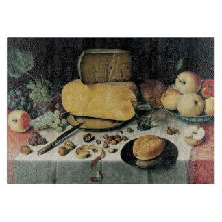 クラシックな油絵FlorisヴァンDyck カッティングボード
