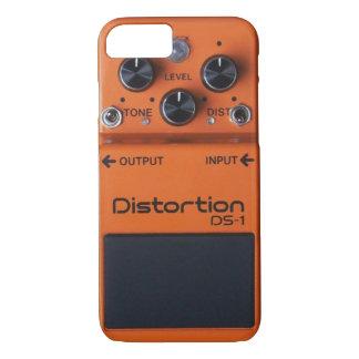 クラシックな石のオレンジゆがみのペダルのiPhoneの箱! iPhone 8/7ケース