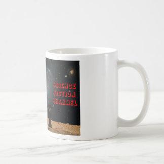 クラシックな空想科学小説チャネルのマグ コーヒーマグカップ
