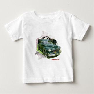 クラシックな車の水星 ベビーTシャツ