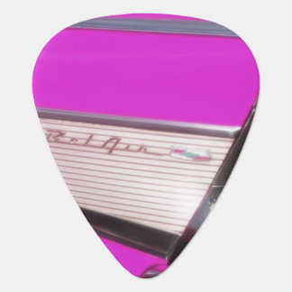 クラシックな車: シボレーBel Air ギターピック