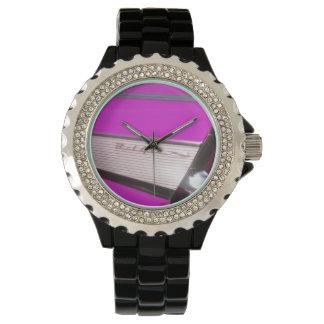 クラシックな車: シボレーBel Air 腕時計