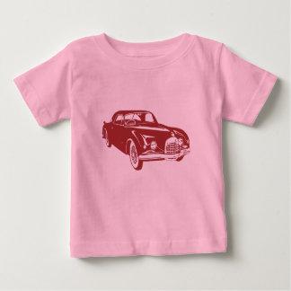 クラシックな車 ベビーTシャツ