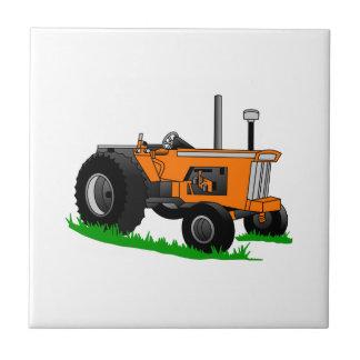 クラシックな農場トラクター タイル