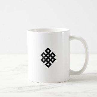 クラシックな11ozマグw/Endlessの結び目 コーヒーマグカップ