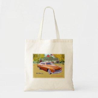 クラシックなCruisin車の1951年の水星のバッグ トートバッグ