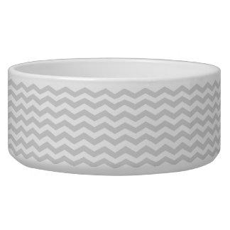クラシックなLt灰色の白の薄いシェブロンのジグザグパターン