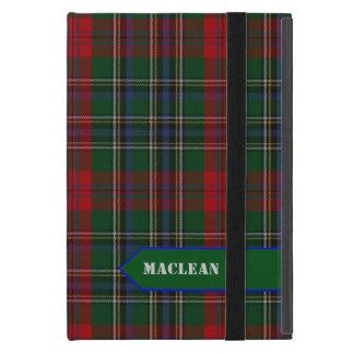 クラシックなMacLeanのタータンチェック格子縞のiPad Miniケース iPad Mini ケース