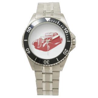 クラシックは車を改造しました 腕時計