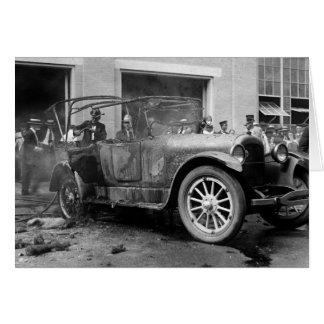 クラシックカーFire 1921年 カード