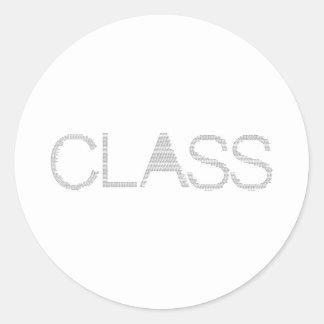 クラスの[2011年] ラウンドシール