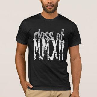 クラスのMMXII - 2012先輩のクラス Tシャツ