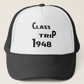 クラス旅行1948年 キャップ