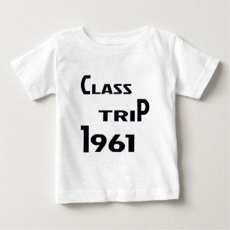 クラス旅行1961年 ベビーTシャツ