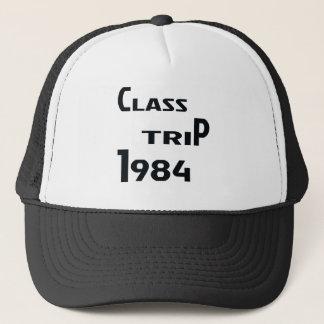 クラス旅行1984年 キャップ