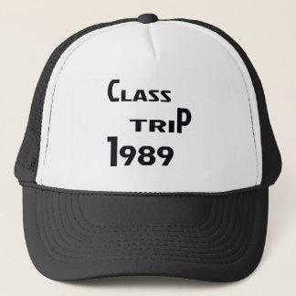 クラス旅行1989年 キャップ