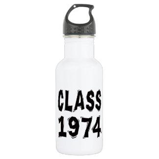 クラス1974年 ウォーターボトル