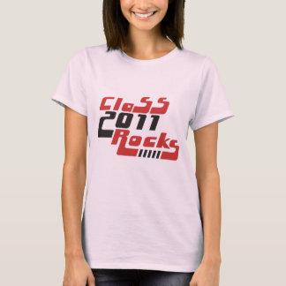 クラス2011の石 Tシャツ